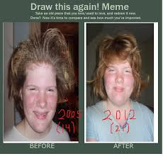 Before And After Meme - bedhead the extreme version before and after meme by sweet sara on