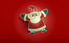 father christmas santa claus wallpapers hd wallpapers