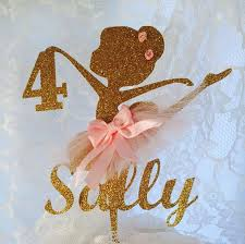 ballerina cake topper ballerina cake topper ballerina party decorations ballerina
