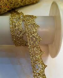 lace accessories 5 meters lot 1 5cm width vintage gold lace trim lace fabric for