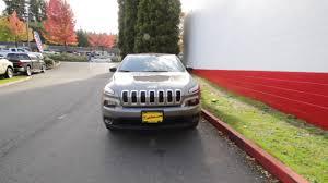 jeep cherokee gray 2017 2017 jeep cherokee sport 4x4 light brownstone pearl coat