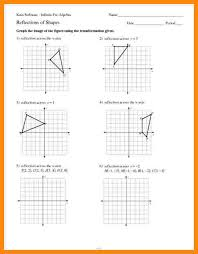 free reflection math worksheets worksheet maths times tables
