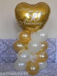 50th Anniversary Decorations Ideas for the Unfor table