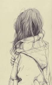 depression sketch sketches pinterest sketches sad drawings