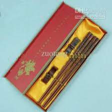 engraved chopsticks engraved chopsticks gift box sets wooden high end