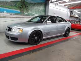 2003 audi rs6 for sale 2003 audi rs6 in chatsworth ca wuapv64b73n905683