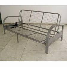 Metal Framed Sofa Beds Metal Frame Futon Bed Furniture Shop