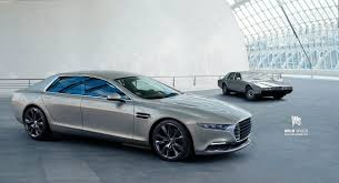 2016 lagonda taraf the 1 new aston martin lagonda on the way autoevolution