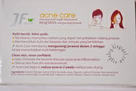 Sabun Belerang Di Apotik esy review sabun jf sulfur acne care