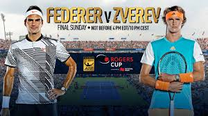 Radio Maria Houston En Espanol Federer Zverev Set To Battle For Coupe Rogers Title In Monteal
