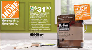 home depot behr paint sale black friday the home depot ad deals for 1 17 1 23 13