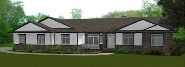ranch style bungalow house plan 2009486 ranch style with walkout by edesignsplans ca