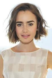 lob haircut 2015 google search lily collins hair bob google search health and wellness