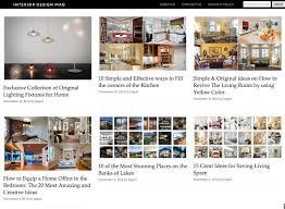 Home Interior Design Magazines Online by Pictures Interior Design Magazines Online The Latest