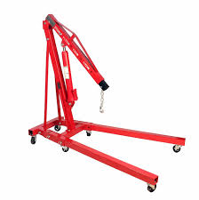 amazon com dragway tools 2 ton folding hydraulic engine hoist