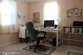 cottage style home office makeover joni shaffer