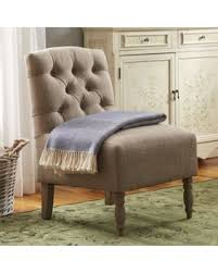Slipper Chair Save Your Pennies Deals On Charlton Home Roland Tufted Slipper Chair