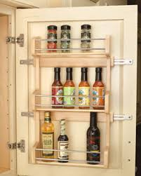 Wall Cabinet Spice Rack Revashelf 18