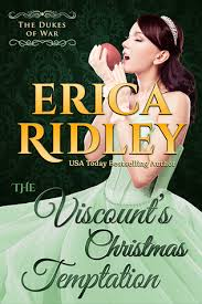 temptations christmas album the viscount s christmas temptation by erica ridley