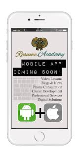 Mobile Resume Maker Free Resume Builder App For Android Resume Template And