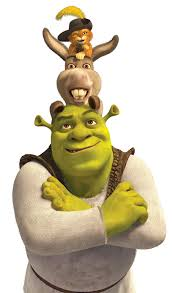 download shrek cartoon wallpaper for widescreen fullscreen high