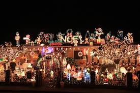 christmas decorated home best neighborhoods for holiday home decorations cbs san francisco