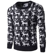 wholesale sweaters european and style deer pattern sweater