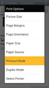 how to print on android how to print using android usb otg cable