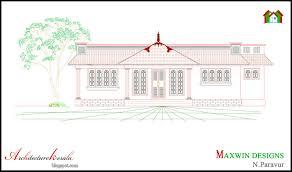 kerala home design single floor plans january 2016 kerala home design and floor plans model house