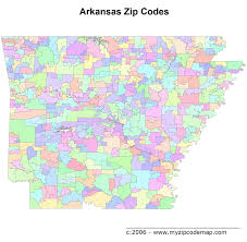 Garland Zip Code Map by Arkansas Zip Code Maps Free Arkansas Zip Code Maps