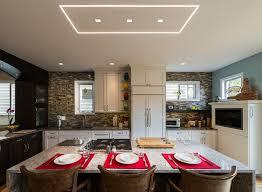 kitchen lighting led truline 5a plaster in led system 2 5w 24vdc drywall screws