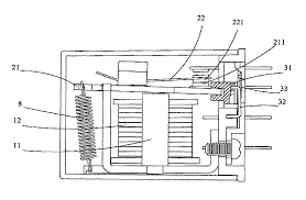 Huge Floor Plans by Patent Us8258901 Energy Saving Electromagnetic Switch Device