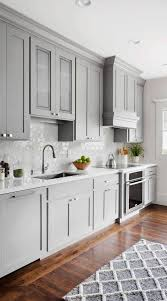 white kitchen cabinets black tile floor 44 gray kitchen cabinets or heavy light