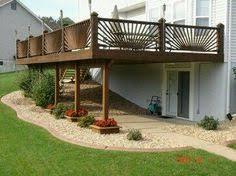 Deck Patio Designs by Under Deck Patio Google Search Yard Deck U0026 Landscaping