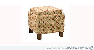 Diy Storage Ottoman Cube Store Treasures In 20 Cube Storage Ottomans Home Design Lover