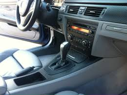 Car Interior Carbon Fiber Vinyl Wrapping My Interior Trim With Vinyl