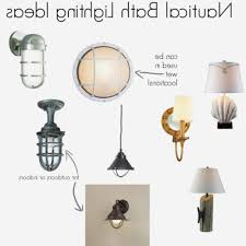 nautical light fixtures bathroom luxury the best images about
