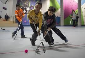kids u0027 hockey program helps newcomers feel more canadian the