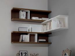 Decorative Bookshelves by Decorative Wall Shelves With Hooks Ideas For The House