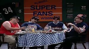 Da Bears Meme - watch saturday night live highlight bill swerski s super fans nbc com