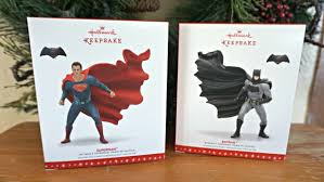 hallmark blockbuster keepsake ornaments for and tv fans