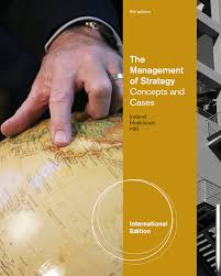 strategic management 9781408019221 cengage