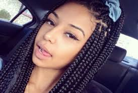 expression braids hairstyles 10 box braids hairstyles for black women womensok com