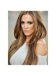 Colored Hair Extension by Balayage Indian Remy Clip In Hair Extensions Od022 Home