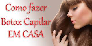 Conhecido Botox Capilar - Hidratação, Tratamento, Marca, Caseiro @UE72