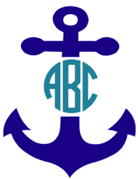 tutorial on how to embroider the anchor design the