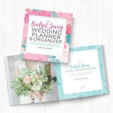 wedding organizer book the budget savvy wedding planner organizer something turquoise