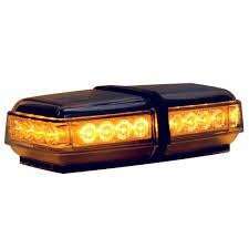 amber mini light bar buyers products company 24 amber led mini light bar 8891050 the