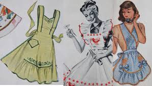 Womens Aprons Oh For The Love Of U2026vintage Aprons Oh For The Love Of Vintage