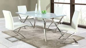 Metal Leg Dining Chairs Metal Dining Tables And Chairs Metal Leg Dining Table Set Metal